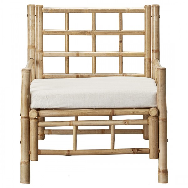 Bambus Stuhl MANDISA