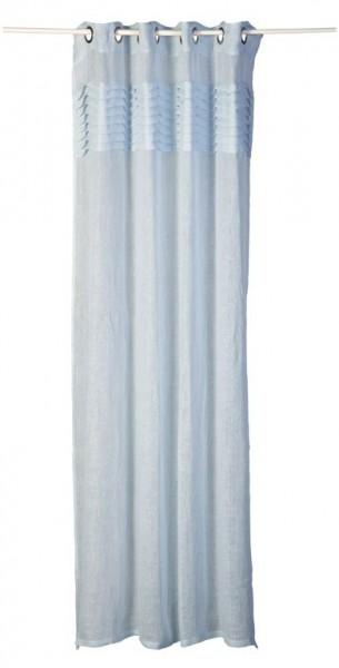 Vorhang LINEA coll. Light Blue