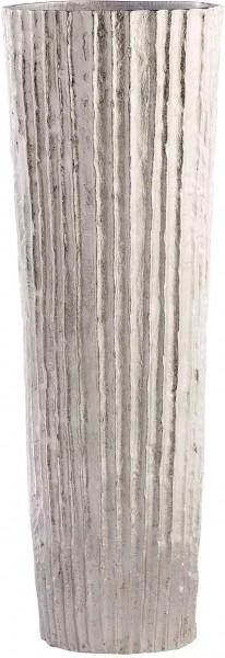 Vase MARIANNA H53 cm silber