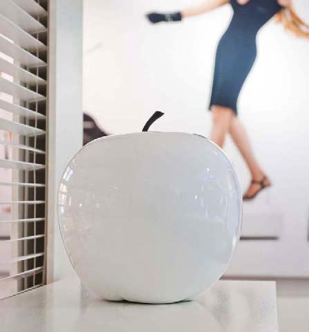 Apfel GLOSSY WHITE
