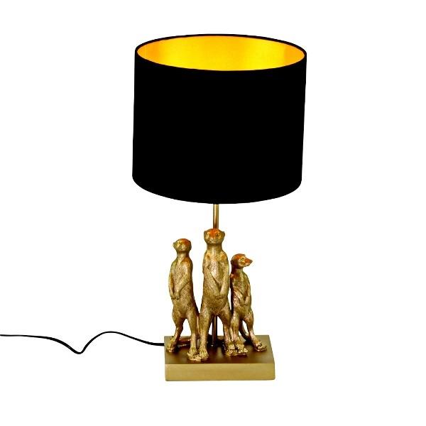 Tischlampe ERDMÄNNCHEN